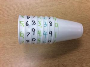 Place Value Cupping